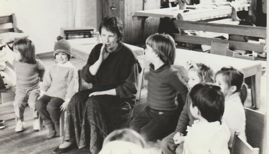 The Beginnings of Sophia Mundi: Doing the Good – Steiner Education