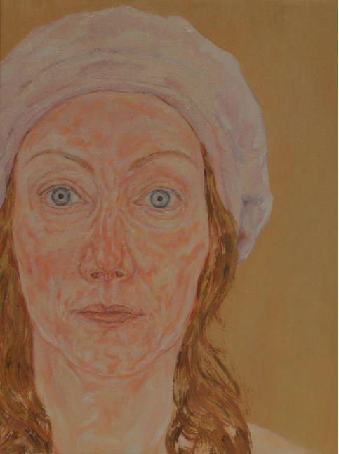 Michelle Zuccolo: 2018 Doug Moran National Portrait Prize Finalist